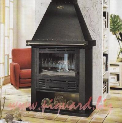poele godin cantou 680801. Black Bedroom Furniture Sets. Home Design Ideas