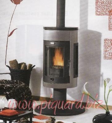 poele godin volubilis 377103. Black Bedroom Furniture Sets. Home Design Ideas