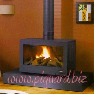 poele godin shasta 373115. Black Bedroom Furniture Sets. Home Design Ideas